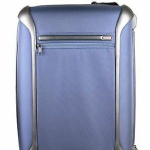 Tumi spinner roller trip case luggage carry on